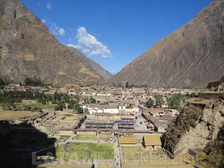 Ollantaytambo, Valle Sagrado de los Incas, Peru