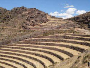 Pisac, Valle Sagrado de los Incas, Peru