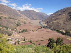 Valle del Rio Urubamba, Valle Sagrado de los Incas, Peru