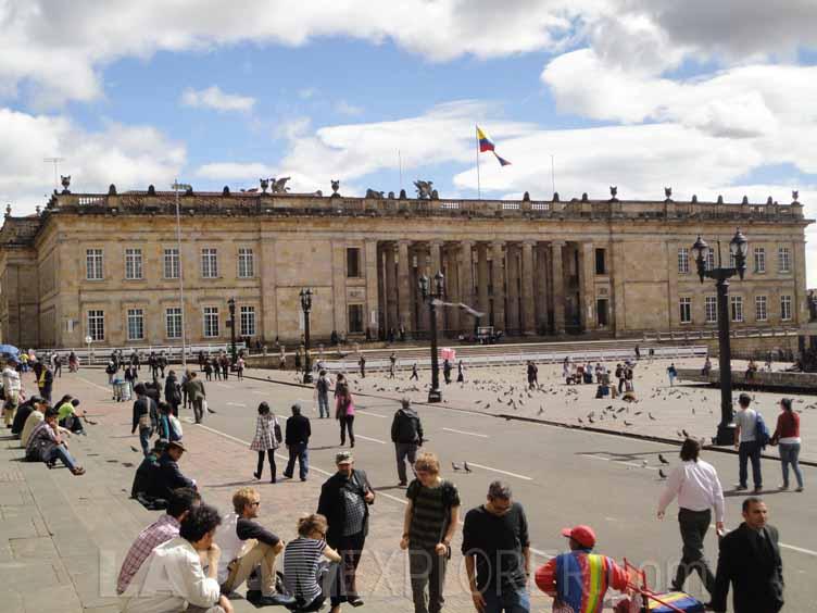Capitolio - Bogotá, Colombia