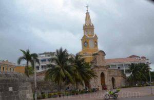 Torre del Reloj - Cartagena, Colombia
