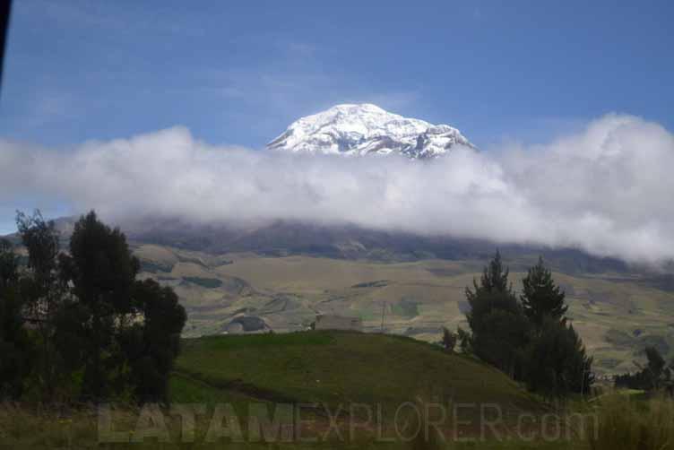Volcán Chimborazo - Ecuador