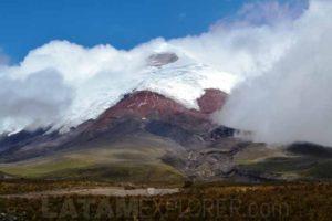 Volcán Cotopaxi - Ecuador