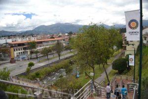Barranco - Cuenca, Ecuador