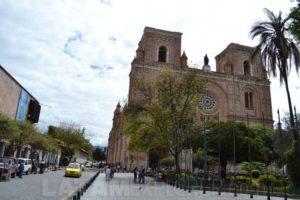 Nueva Catedral - Cuenca, Ecuador