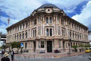 Corte de Justicia - Cuenca, Ecuador
