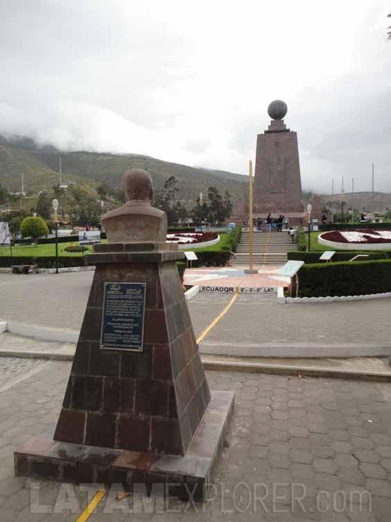 Mitad del Mundo - Ecuador