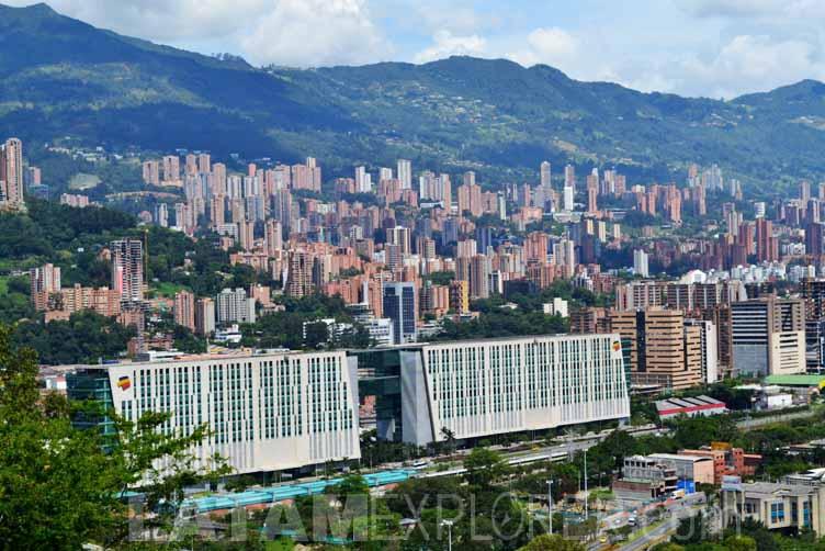 El Poblado - Medellín, Colombia