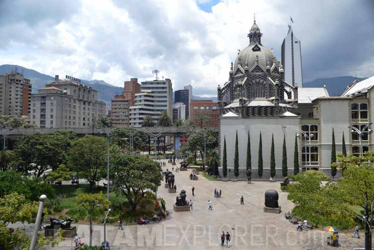 Plaza Botero - Medellín, Colombia