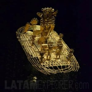 Museo del Oro - Bogotá, Colombia