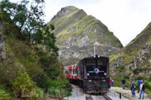 Tren Nariz del Diablo - Ecuador