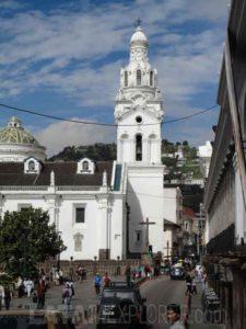 Centro Histórico - Quito, Ecuador