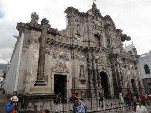 Iglesia de la Compañia de Jesus - Quito, Ecuador
