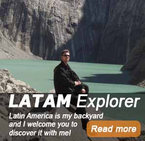 Welcome to LATAM Explorer
