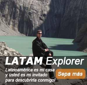 Bienvenido a LATAM Explorer