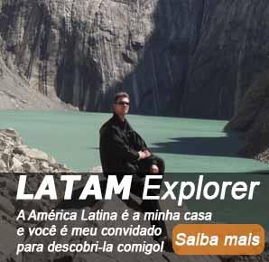 Bem-vindo a LATAM Explorer